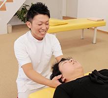 シンスプリントの当院の治療法